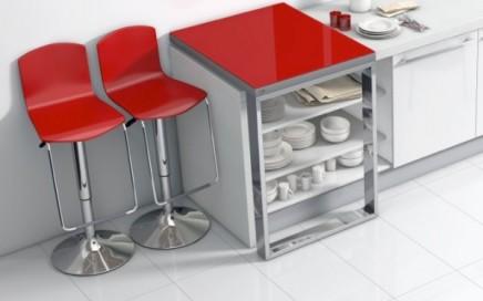 Barres Mercury para Reforma de Cocinas