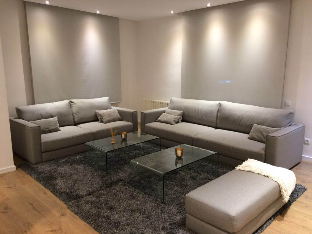 reformes a la sala d'estar