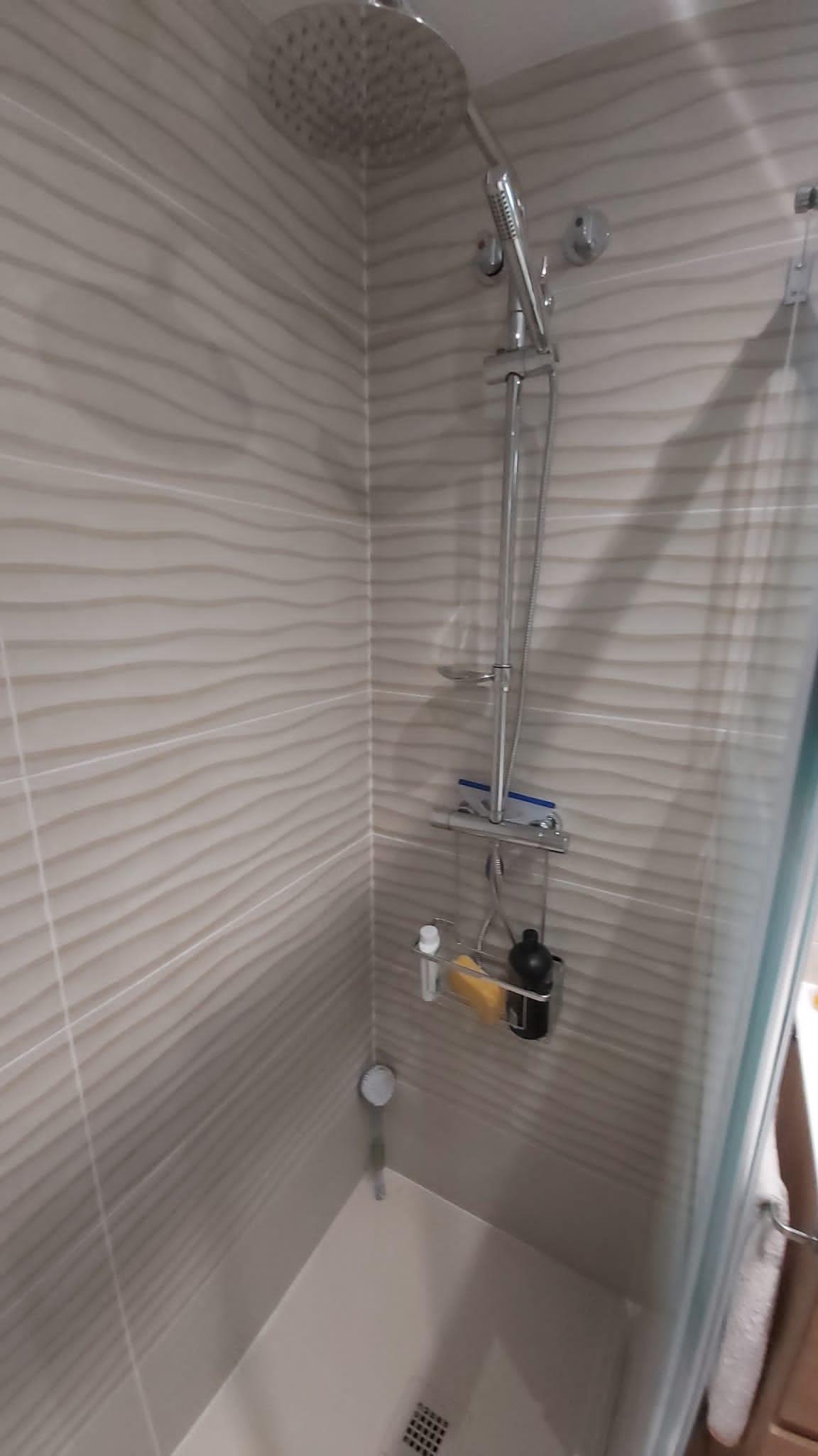 dutxa reformada